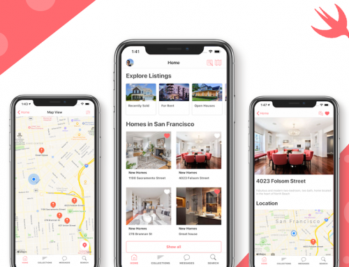 Real Estate iPhone App