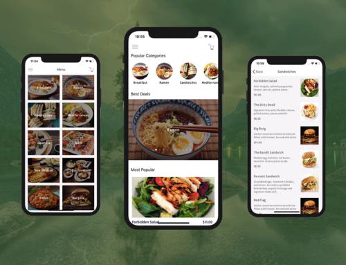 Restaurant iOS App