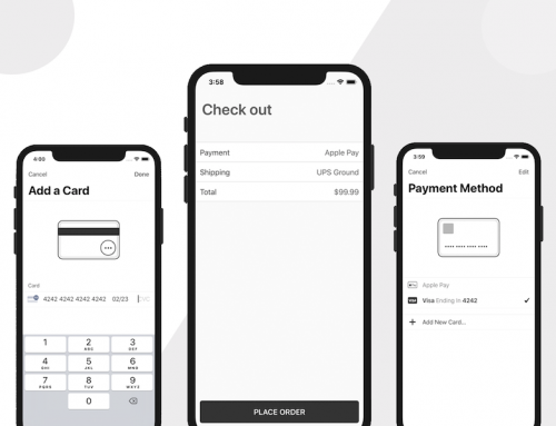 iOS Stripe Checkout