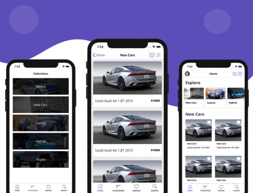 Car Dealership App